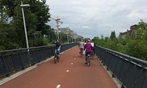 Voies Express Vélo Fietsnelweg_arnhem_-_nijmegen
