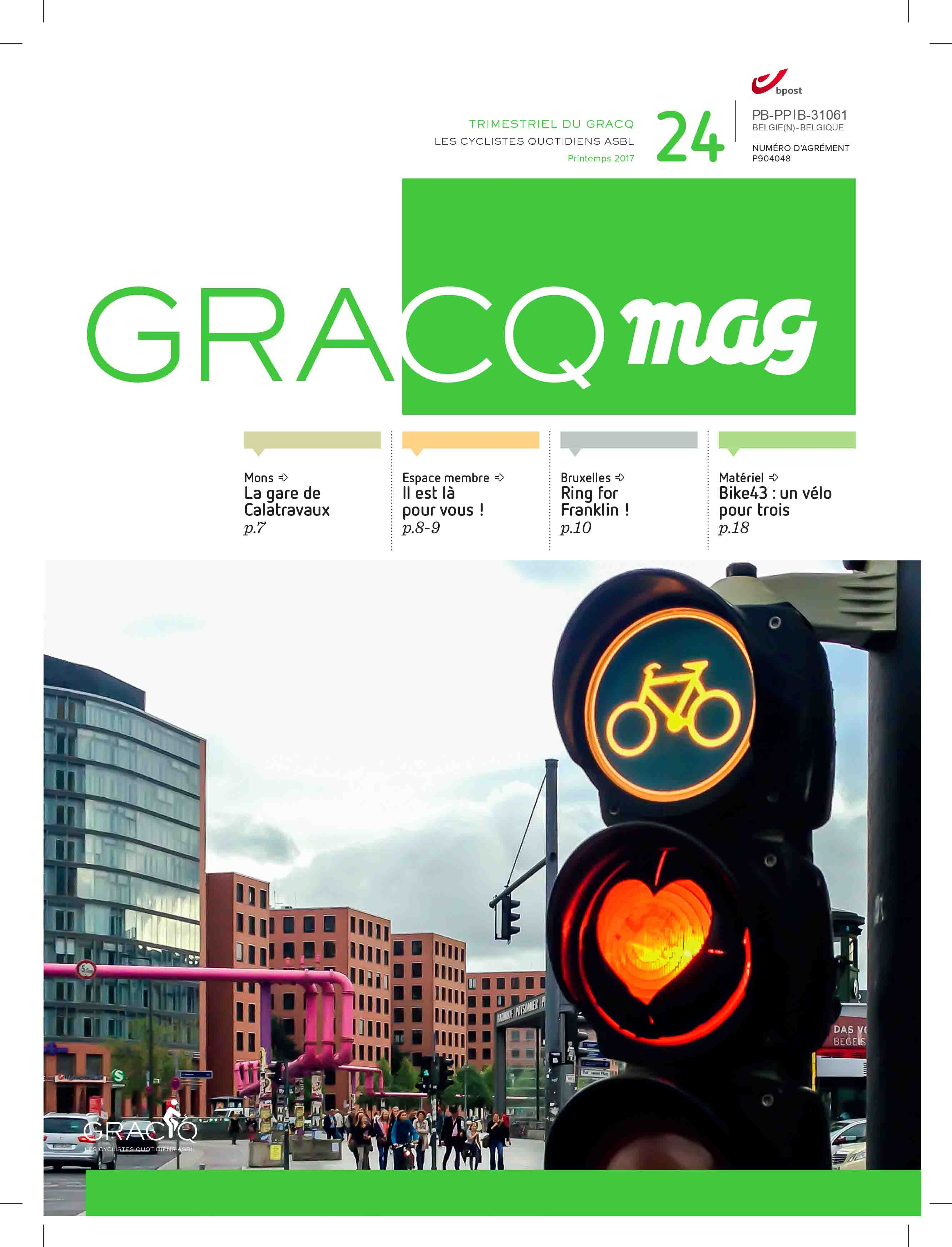 Gracq mag 24 cover