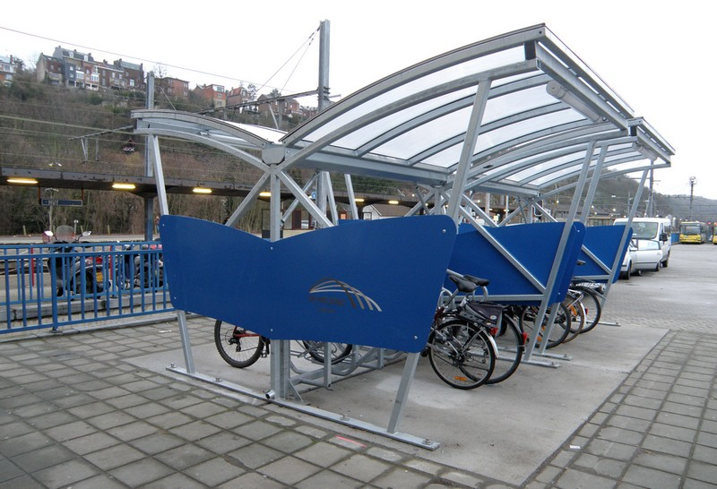 Parking vélo SNCB