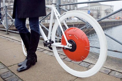Roue de Copenhague