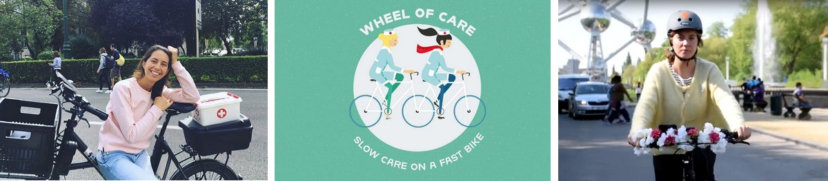 Bianca et Flora - Wheel of Care